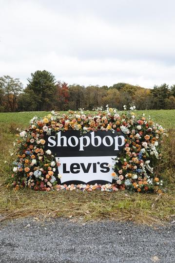 Sara Kerens, Shopbop, Levi's, Gather Greene, October 2018