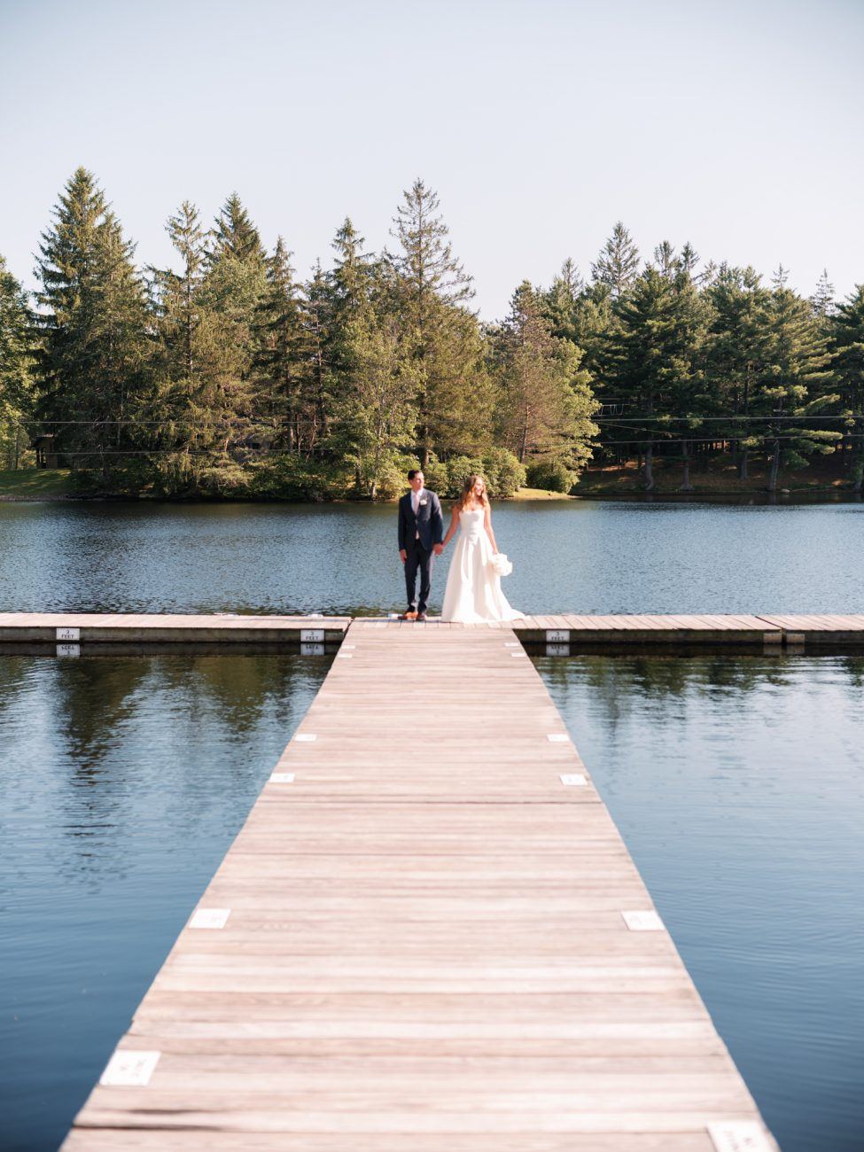 Upstate New York Wedding Couple Married at Cedar Lakes Estate in the catskills