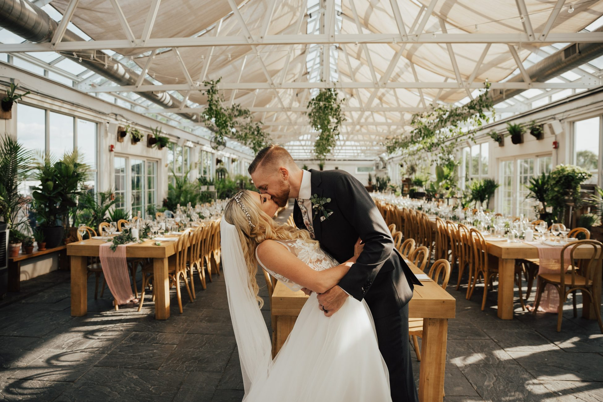 Upstate New York Wedding Couple Married at Audrey's Farmhouse in the catskills